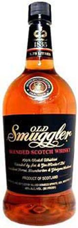 Old Smuggler Scotch 80@